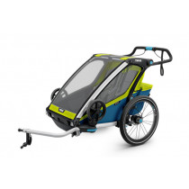 Thule Chariot Sport 2 Chartreuse/Mykonos