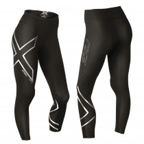 2XU Hyoptik Mid rise Thermal Compression tights dame