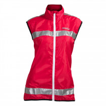 Swix Flash Reflective Vest Unisex Bright Fuchsia
