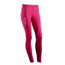 Skigo W Elevation Wool Fleece Pant Pink