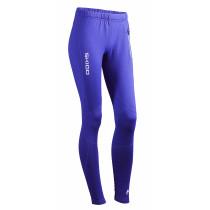 Skigo W Elevation Wool Fleece Pant Purple