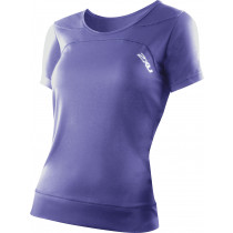 2XU Ice X S/S Run Top Lilla, Dame