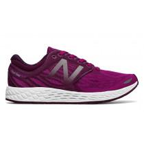 New Balance Women's Fresh Foam Zante v3 Purple/White