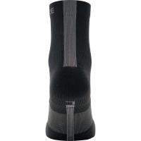 Gore® R7 Mid Socks Black/Graphite Grey