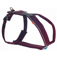 Non-Stop Dogwear Line Harness Purple