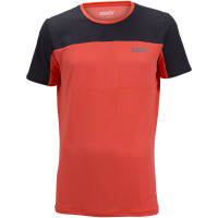 Swix Radiant Performance T-Shirt Men Neon Red