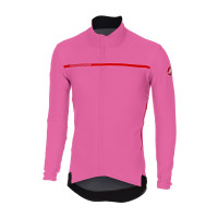 Castelli Perfetto Long Sleeve Giro Pink