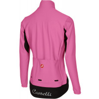 Castelli Perfetto W Long Sleeve Giro Pink