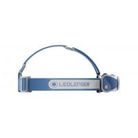 Led Lenser Hodelykt Mh7 600lm Blå ES