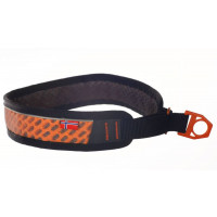 Non-Stop Dogwear Rock Collar, Halfchoke Orange