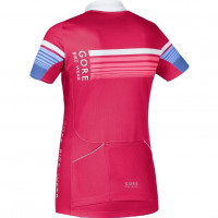 Gore Bike Wear Element Lady Speedy Jersey Jazzy Pink/Blizzard Blue