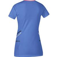 Gore Running Wear Mythos Lady Shirt Blizzard Blue/Giro Pink