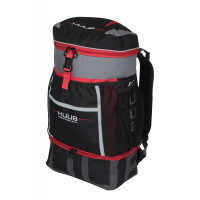 Huub Transition Rucksack Black/Red