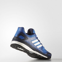 Adidas Supernova Sequence 9 Blue/Footwear White/Collegiate Navy