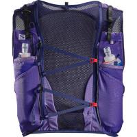 Salomon Bag Adv Skin 12 Set Purple Opulence/Medieval Blue
