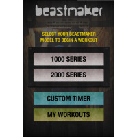 Beastmaker Fingerboard 1000