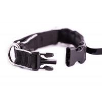 Non-Stop Dogwear Polar Click Collar Black