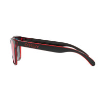 Oakley Frogskins Torch Iridium Eclipse Red