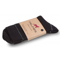 Felines BambWool Outdoor Sock Black