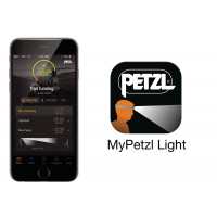Petzl Reactik+ Hodelykt Oransje