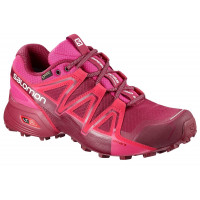 Salomon Speedcross Vario 2 Gtx® W Cerise/Beet Red/Pink Yarrow
