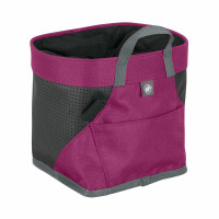 Mammut Stitch Boulder Chalk Bag Magenta-Black