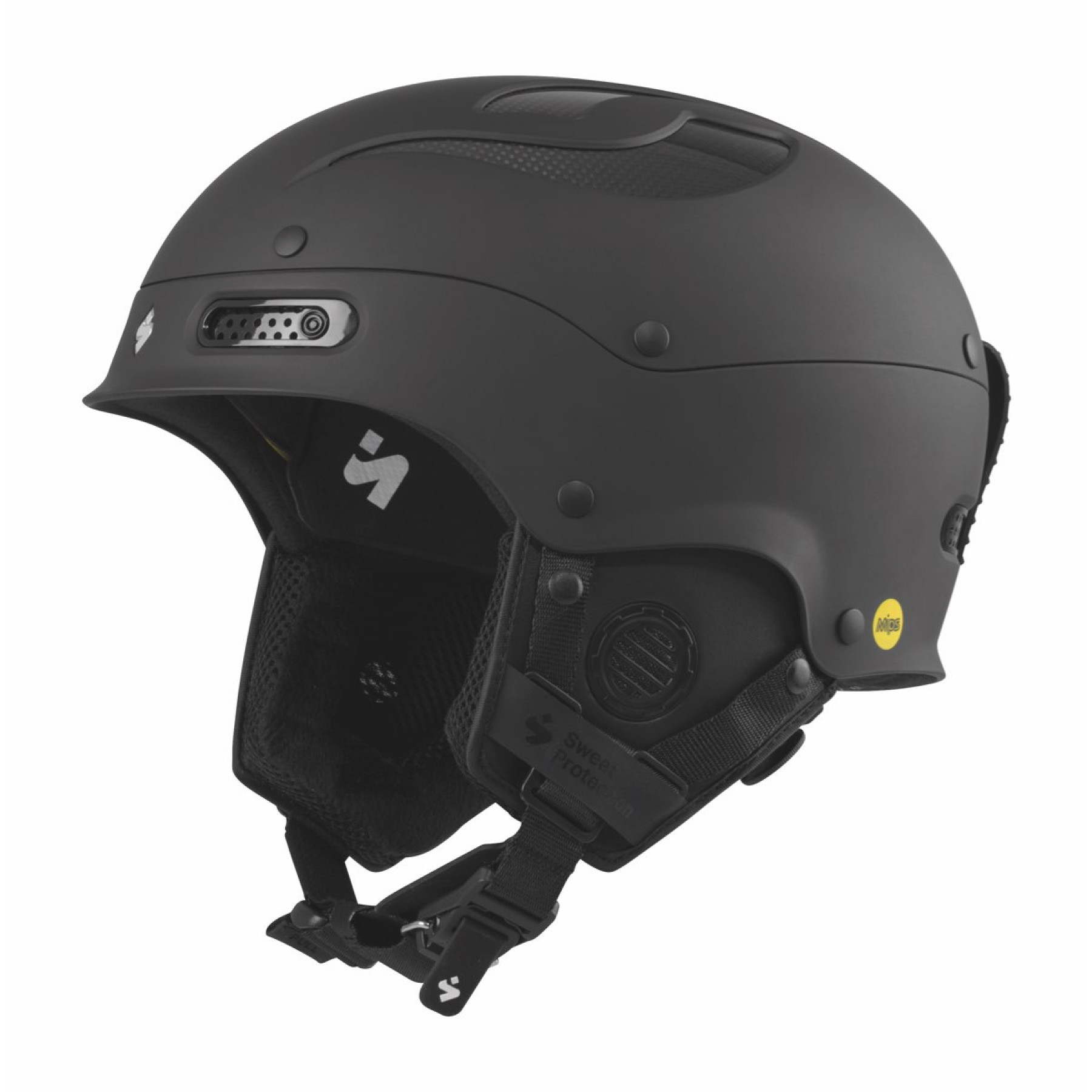 Sweet Trooper II MIPS Helmet Dirt Black Hjelm herre