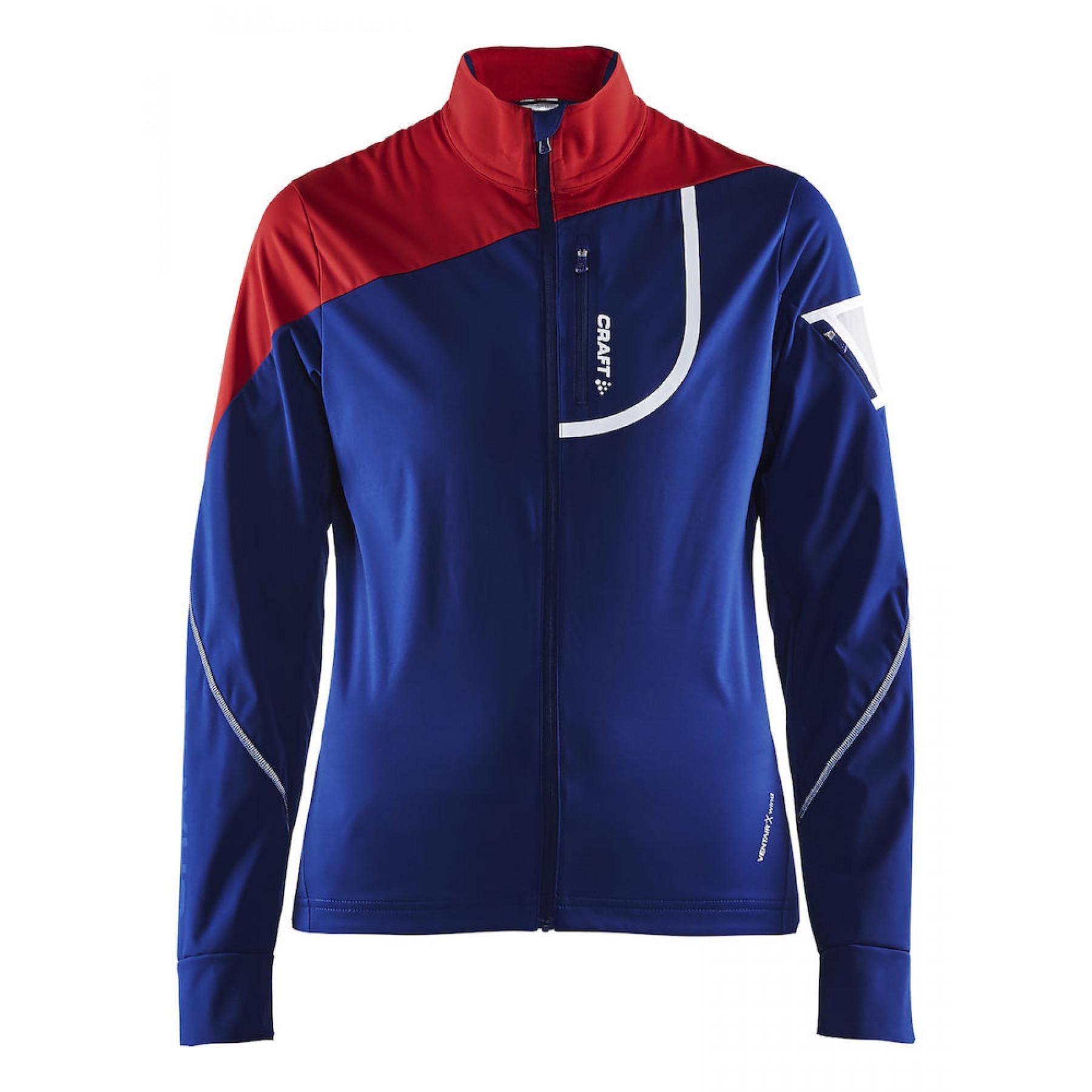 0c3548939 Craft Pace Jacket Women's Thunder/Express