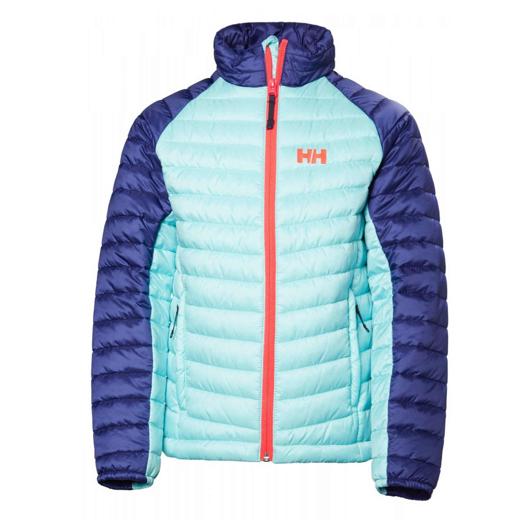 914e4fe4 Helly Hansen Jr Juell Insulator Jacket Glacier