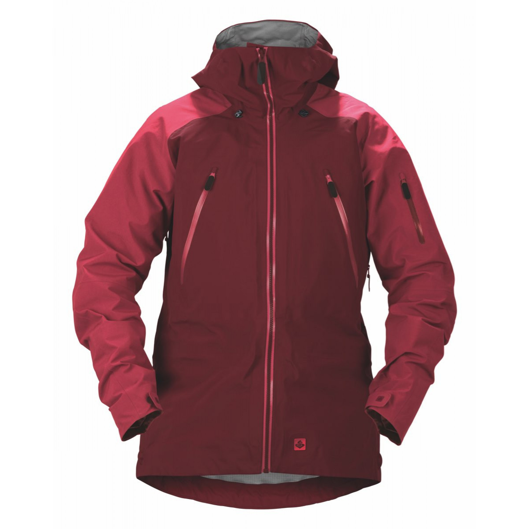 17e599b07 Sweet Protection Voodoo Jacket Womens Ron Red/Rubus Red