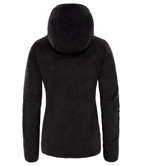 The North Face Women's Campshire Pullover Hoodie TNF Black