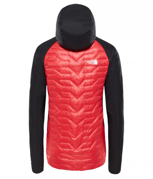 The North Face Women's Impendor Verto Prima Hoody Teaberry Pink/TNF Black