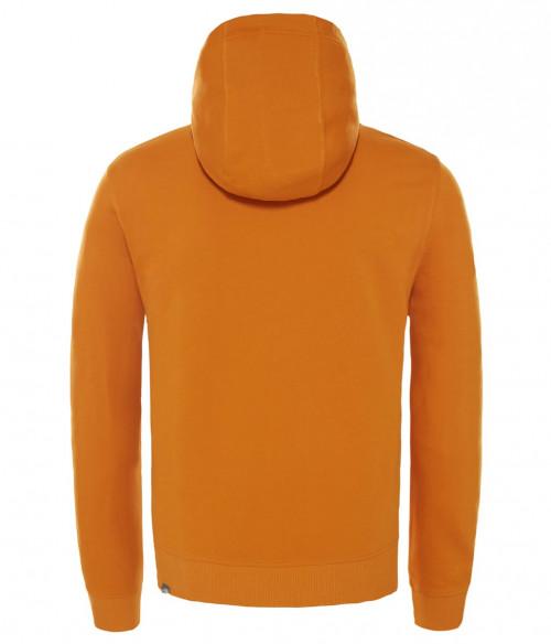The North Face Men's Light Drew Peak Pullover Hoodie Citrine Yellow