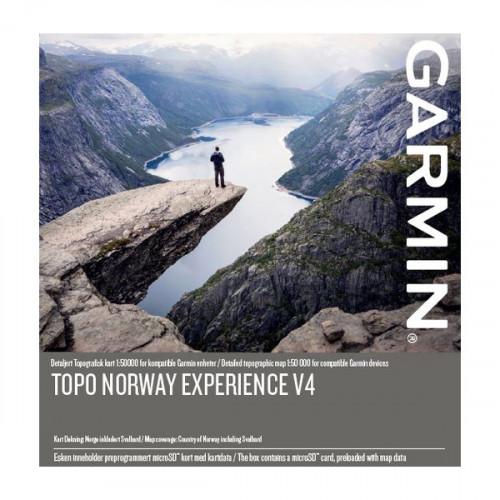Garmin Topo Norway Experience V4