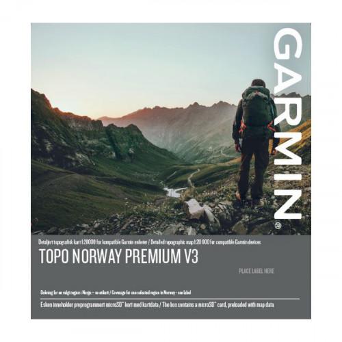 Garmin Topo Premium V3, 1 - Sørvest