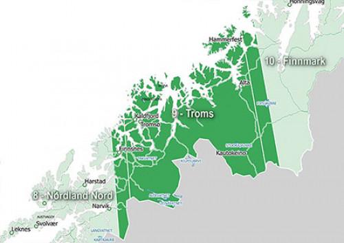Garmin Topo Premium V3, 9 - Troms