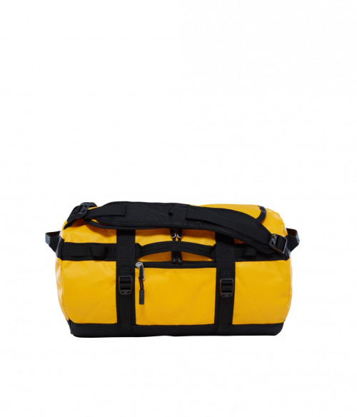The North Face Base Camp Duffel-XS Summit Gold/Tnf Black