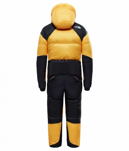 The North Face Men's Himalayan Suit Summit Gold/Tnf Black