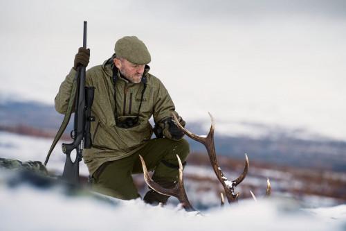 Härkila Mountain Hunter Handske Hunting Green