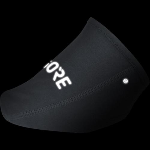 Gore® Wear Gore® C3 Gore® Windstopper® Toe Cover Black
