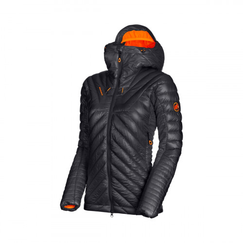 Mammut Eigerjoch Advanced In Hooded Jacket W Black