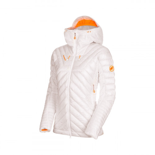 Mammut Eigerjoch Advanced In Hooded Jacket W Bright White