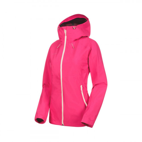 Mammut Convey Tour Hs Hooded Jacket Women Pink-Candy