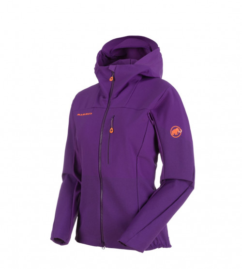 Mammut Eisfeld Light So Hoody Women's Dawn
