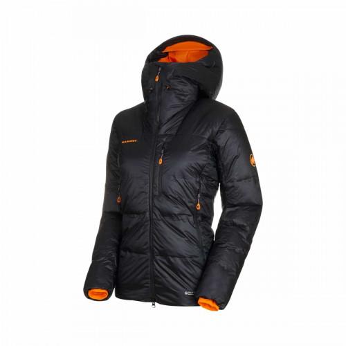 Mammut Eigerjoch Pro In Hooded Jacket Wome Black