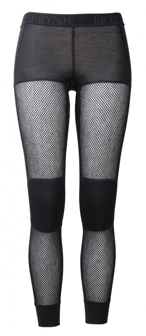 Brynje Lady Super Thermo Longs Black