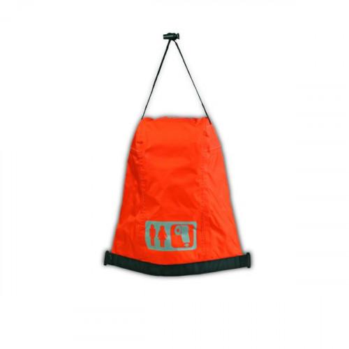 Sea To Summit Outhouse Toiletroll Hldr Ultrasilicone Orange