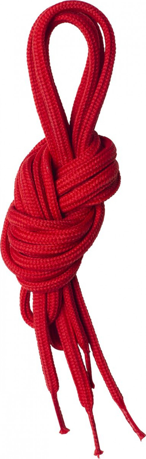 Lundhags Shoe Laces 180 Cm Red