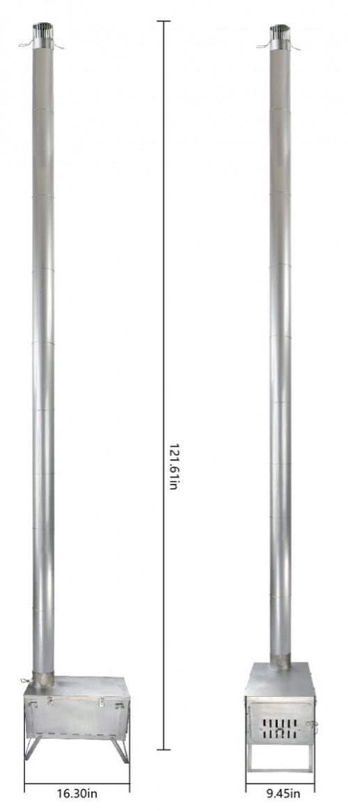 Winnerwell Fastfold Titanium Teltovn