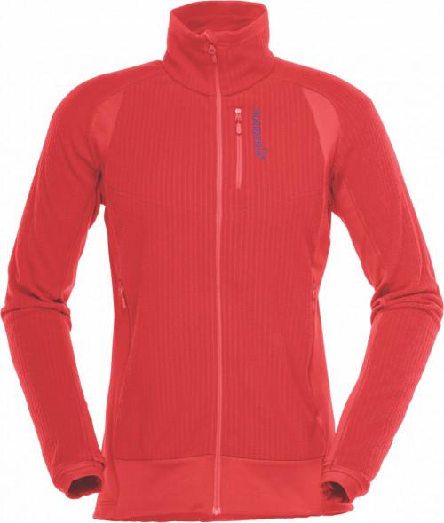Norrøna Lofoten Warm1 Jacket (W) Crisp Ruby